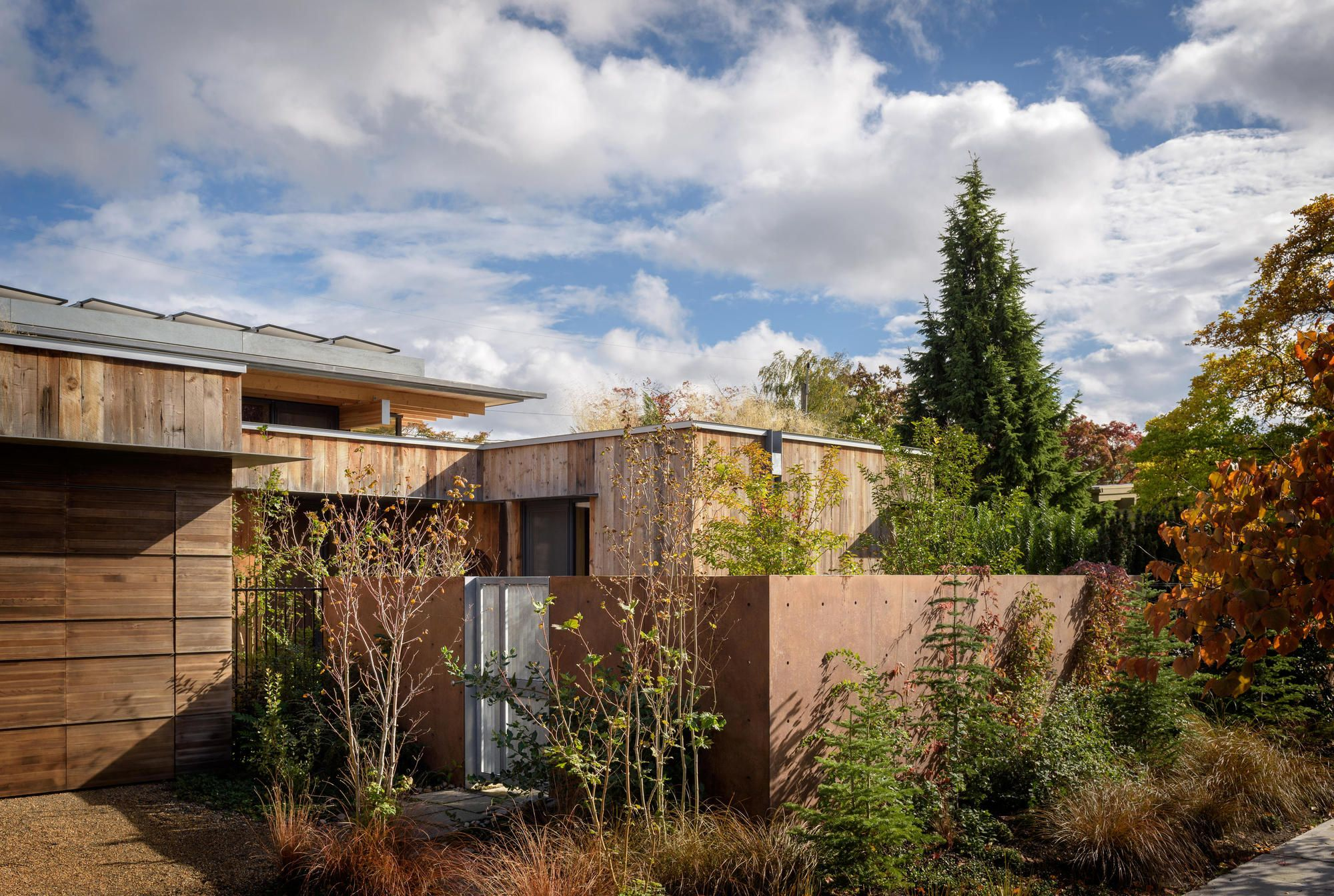 Gallery Of City Cabin Olson Kundig 21 Cabin Modern House Architecture