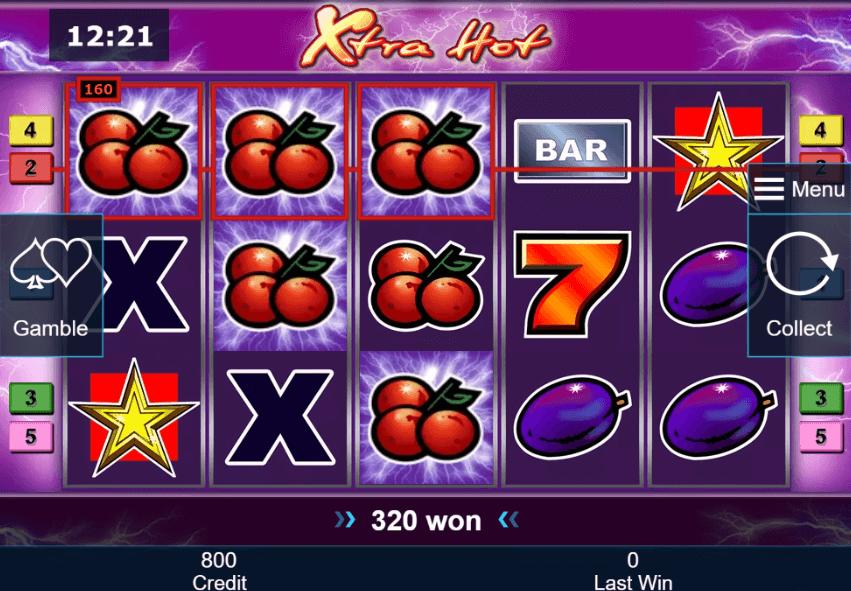 Игровой автомат вишневая любовь