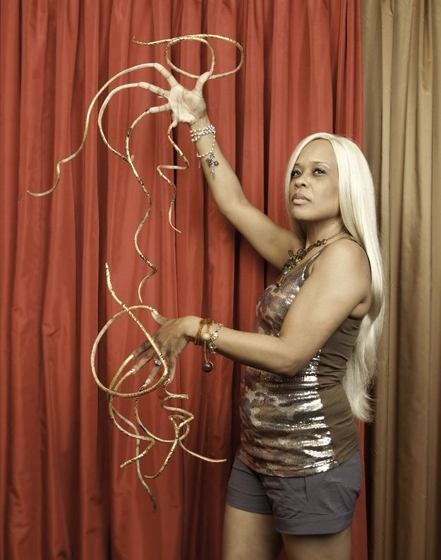 Longest Fingernails The world record for the longest fingernails in ...