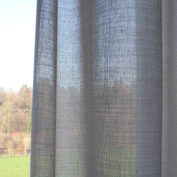 akustik gardinen von creation baumann bei nasha ambrosch. Black Bedroom Furniture Sets. Home Design Ideas