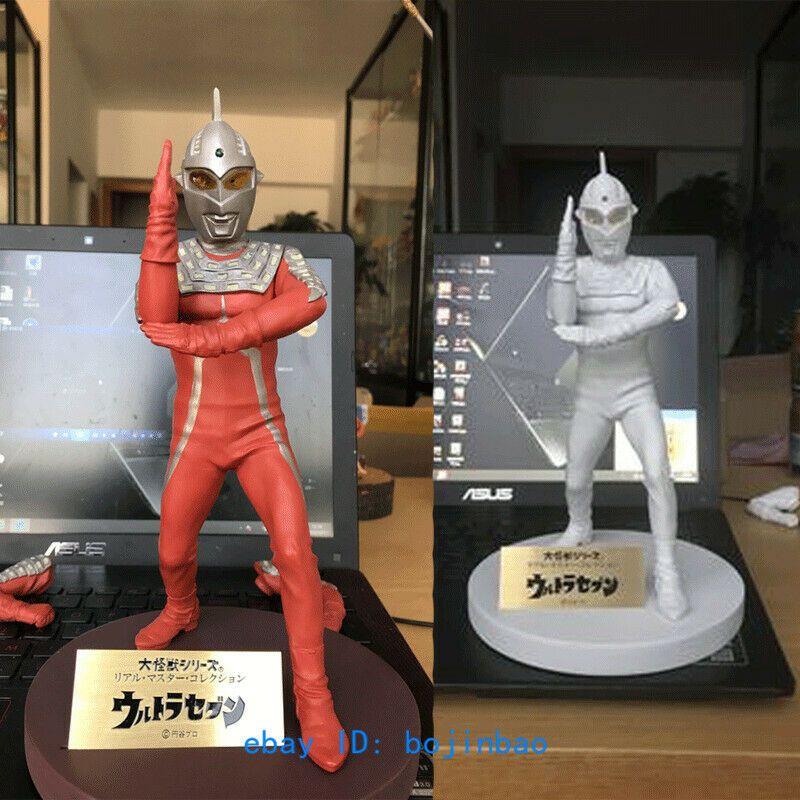 Ebay Sponsored Ultraman Seven Resin Figure Model Kits Unpainted Garage Kit Unassembled Xplus Gk Plastic Model Kits Model Kit Plastic Models