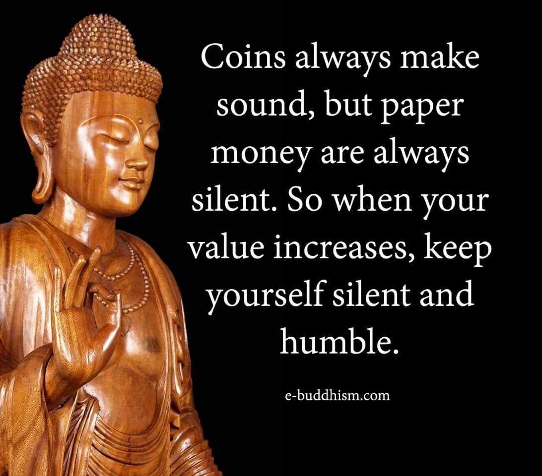 Gautam Buddha Quotes On Silence