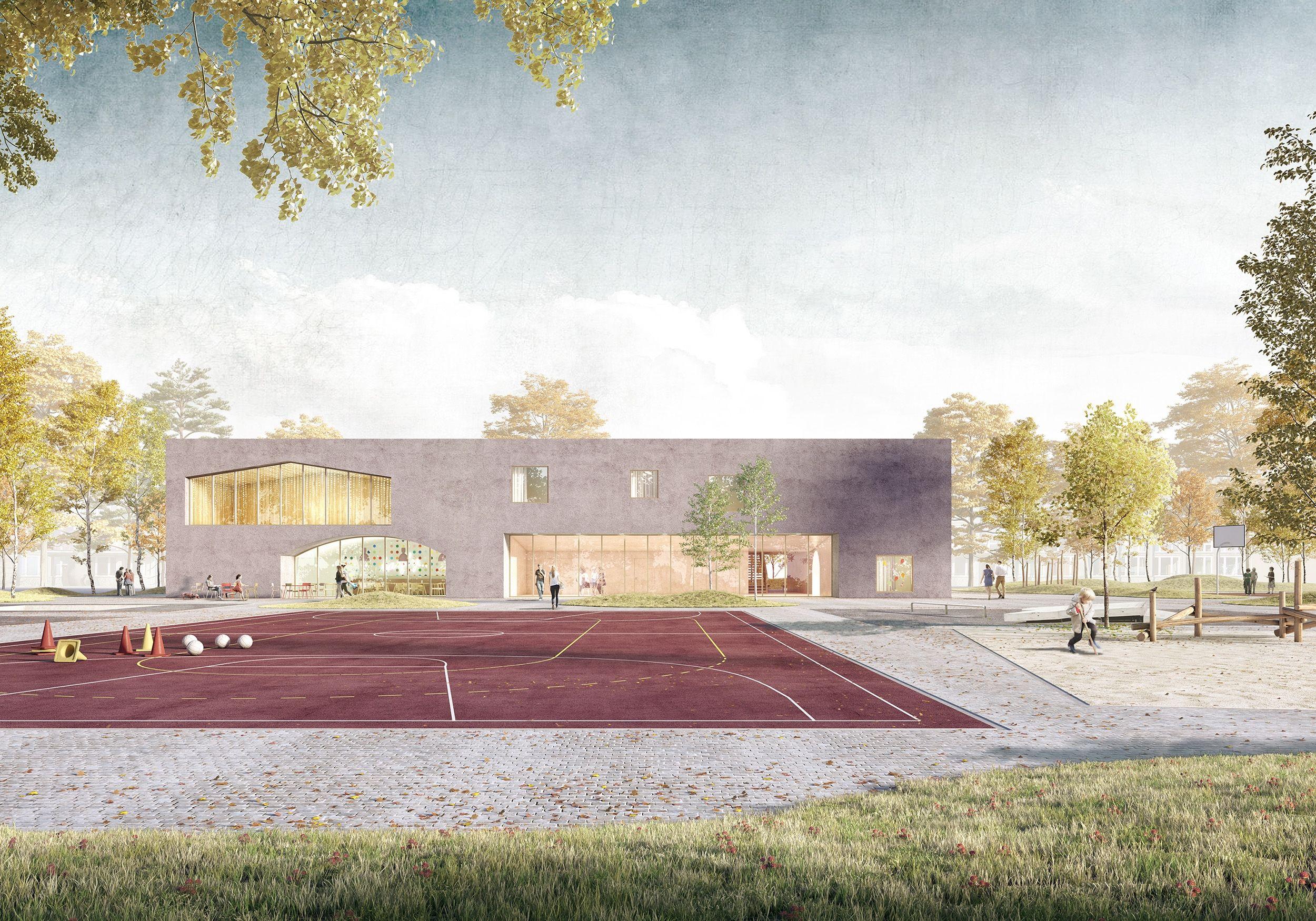 Haus der jugend heidelberg 2017 murr architekten part gmbb for Innenarchitektur heidelberg