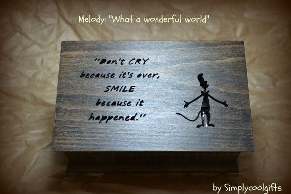 music box musical jewelry box gift box wooden by Simplycoolgifts, $90.00