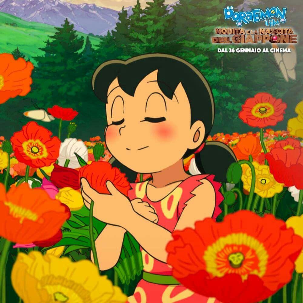 My love shizuka Doraemon cartoon, Cartoon wallpaper