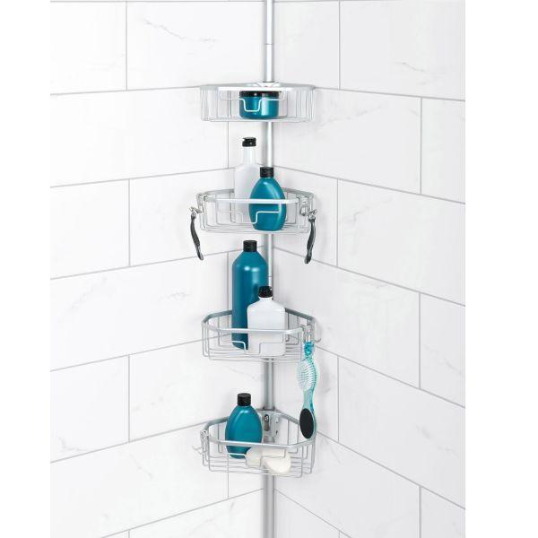 Aluminum no - rust shower caddy   Home ideas   Pinterest   Shower ...
