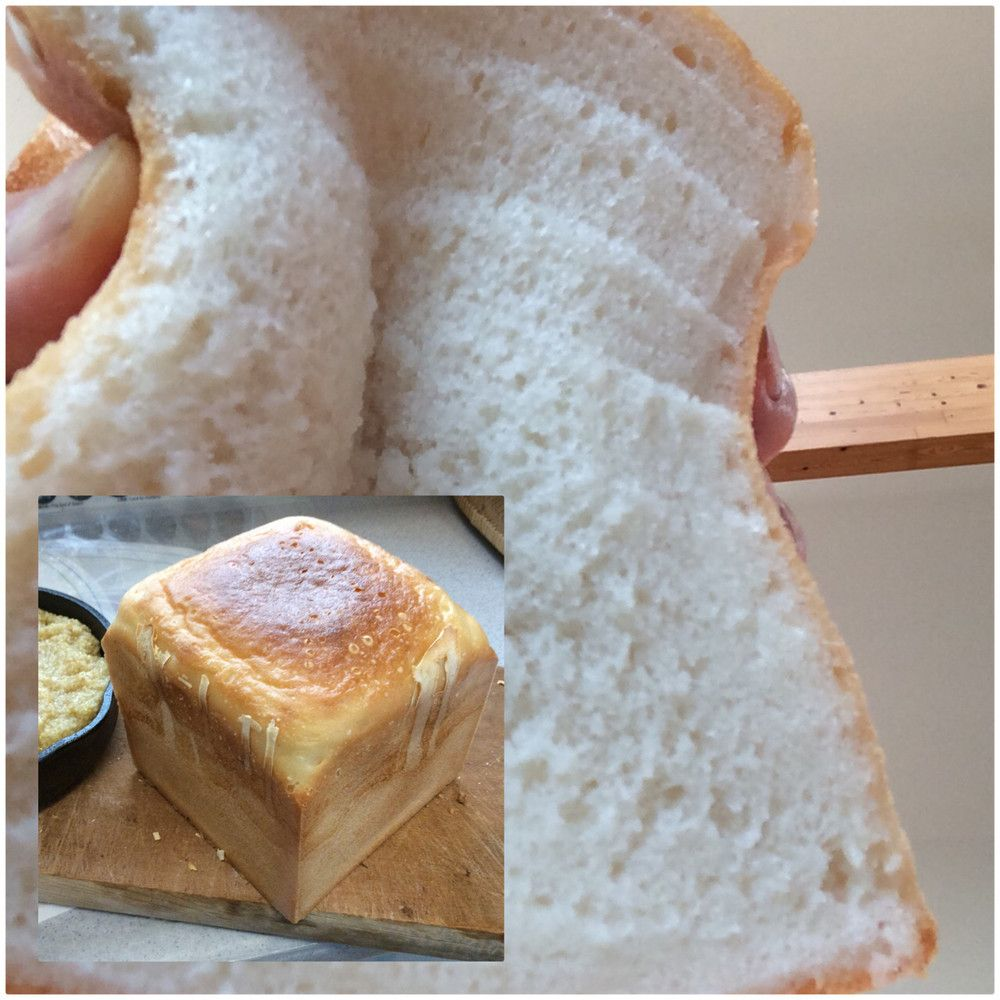 タピオカ粉でモチモチ〜生米からの米粉パン   レシピ   食べ物 ...