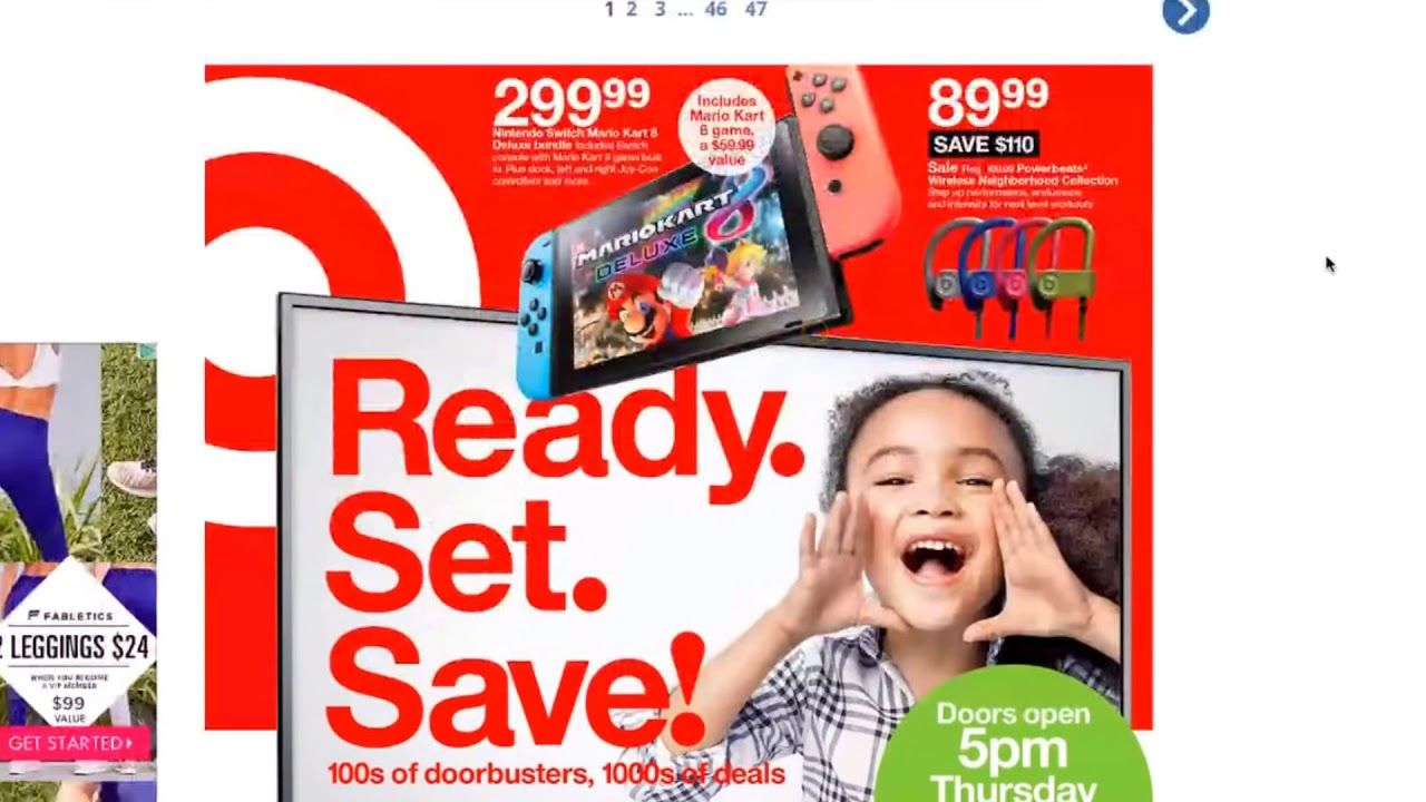 6c44f1b1b VIDEO DE OFERTAS!!! TARGET BLACK FRIDAY  OFERTAS que DEBES ...