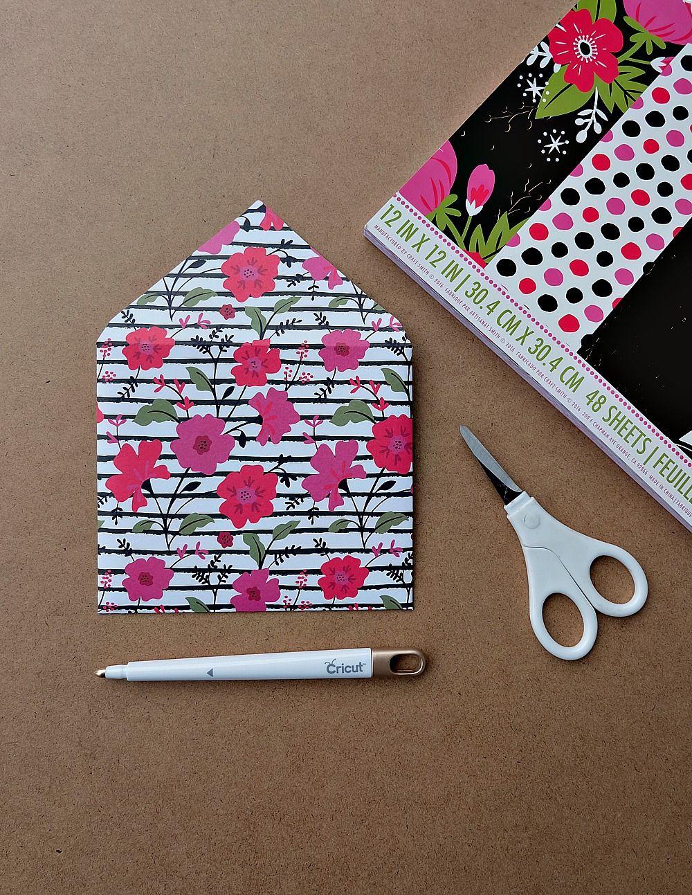 How To Make Diy Envelopes Tutorial - Hello Creative Family ...