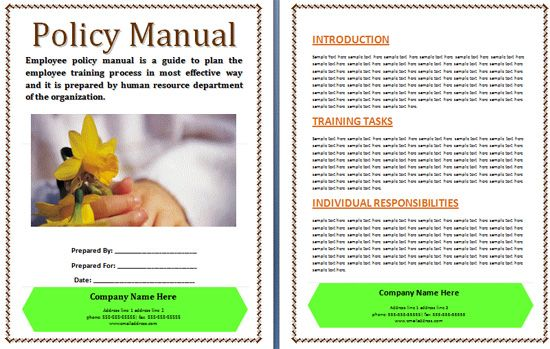 policy-manual 3D Origami Pinterest 3D Origami and Origami - process manual template