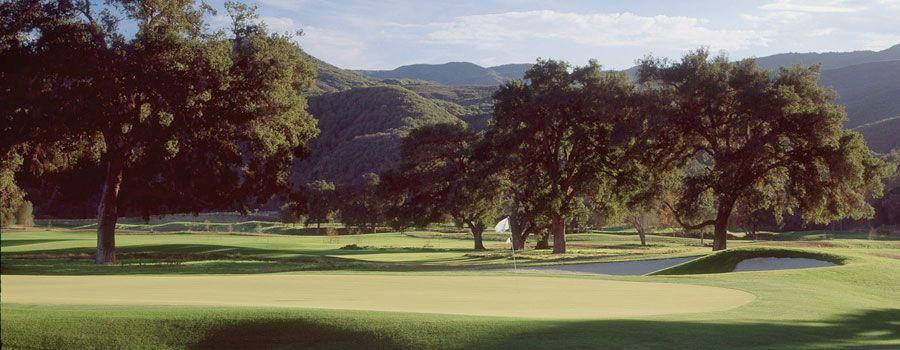 Rancho San Marcos Golf Course - Santa Barbara, CA