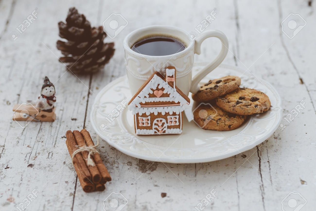 Casetta Di Natale Con Biscotti : La casetta creativa