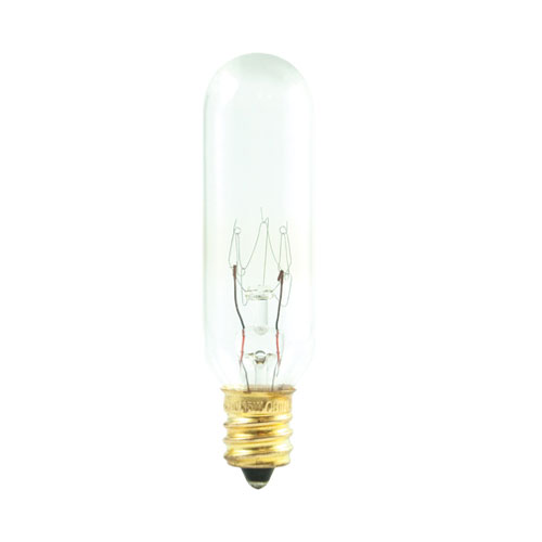 T6 Candelabra Base Specialty Tube 25w 120v 2700k By Bulbrite 707125 In 2020 Light Bulb Dimmable Light Bulbs Bulbrite