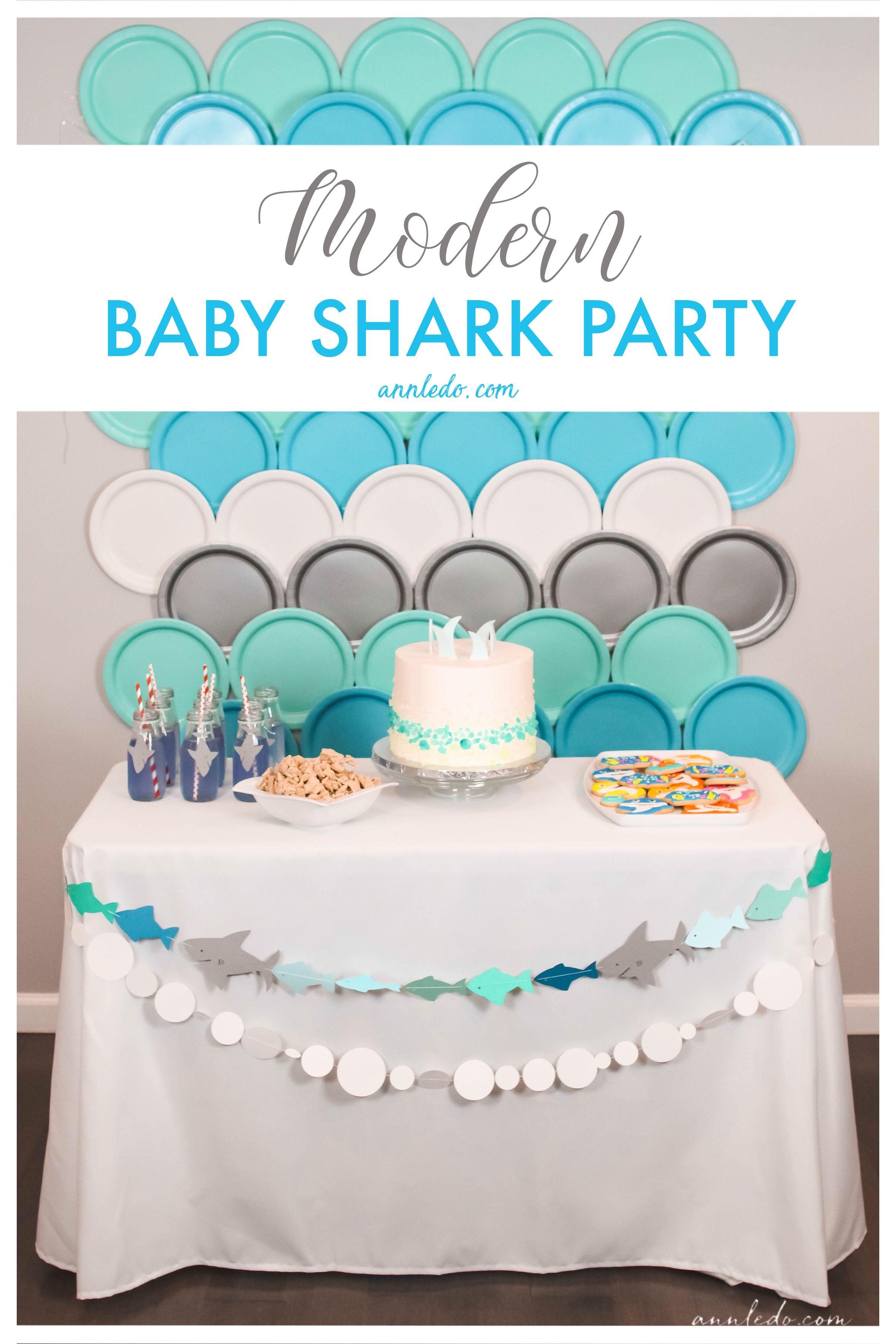 Shark Favors Shark Hat Surfing Party Shark Party Hat Boy Birthday Shark Birthday Party Supplies Shark Party Decor Shark Party Favors