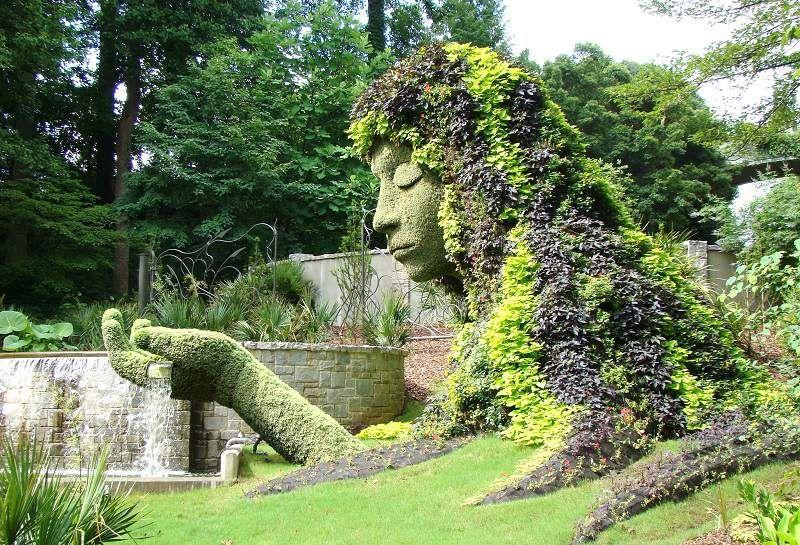 6 Amazingly Beautiful Gardens Around The World Gardens Garden