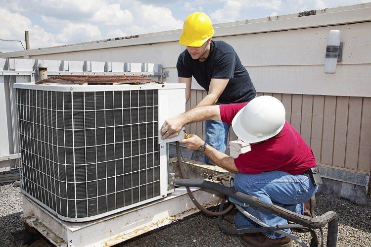 Steps Involved In Hvac Training Air Conditioner Repair Air