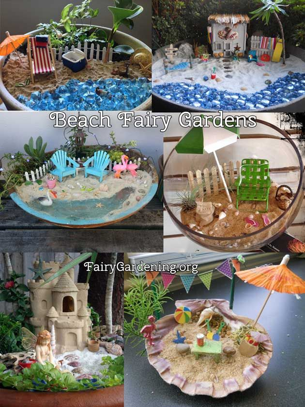 When it starts to get cold, I think of the beach and the hot days of summer just lounging around soaking up the warmth. It's the perfect time to make a beach fairy garden. What makes a beach fairy garden … Continued