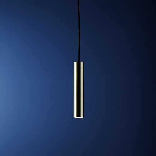 Brass and matt black finishes combine in the luxe range by ism objects