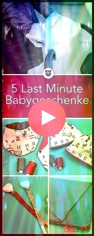 #geschenknhen #geschenke #minute #last #baby #nhen