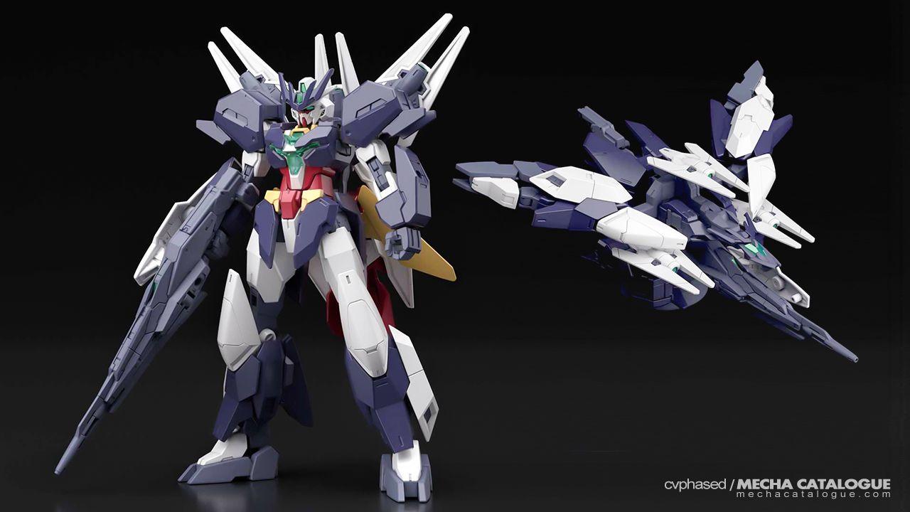 HGBD:R 1//144 Jupitive Gundam Plastic Model Gundam Build Divers Re:RISE