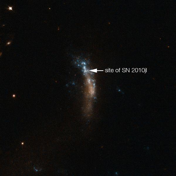 矮小銀河UGC 5189A