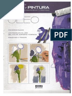 Curso De Dibujo Y Pintura 1 Oleo 1 Painting Art Lesson Learn To Paint Book Art