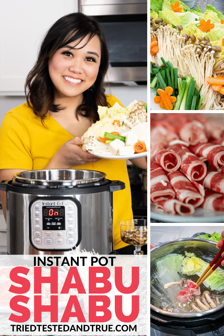 instant pot shabu shabu  recipe in 2020  shabu shabu