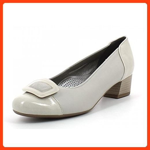 ara Damen Pumps NIZZA Kiesel 12 35859, Gr. 39,5 (*Partner
