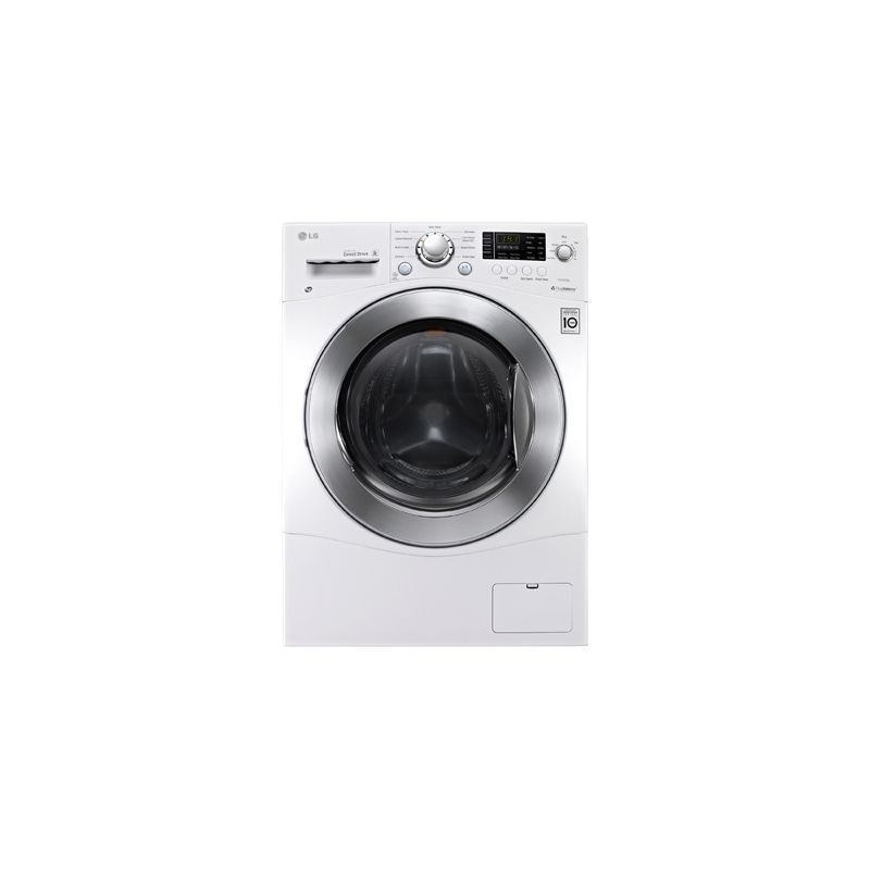 Lg Wm3477h 2 3 Cu Ft 24 Inch Wide Compact All In One Washer Dryer Combo White Washer Dryer Combos Washer Dry Washer Dryer Combo Washer And Dryer White Washer