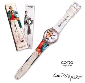 Corto Tock SwatchBracelet MalteseTick WatchBracelets htsCrdQx