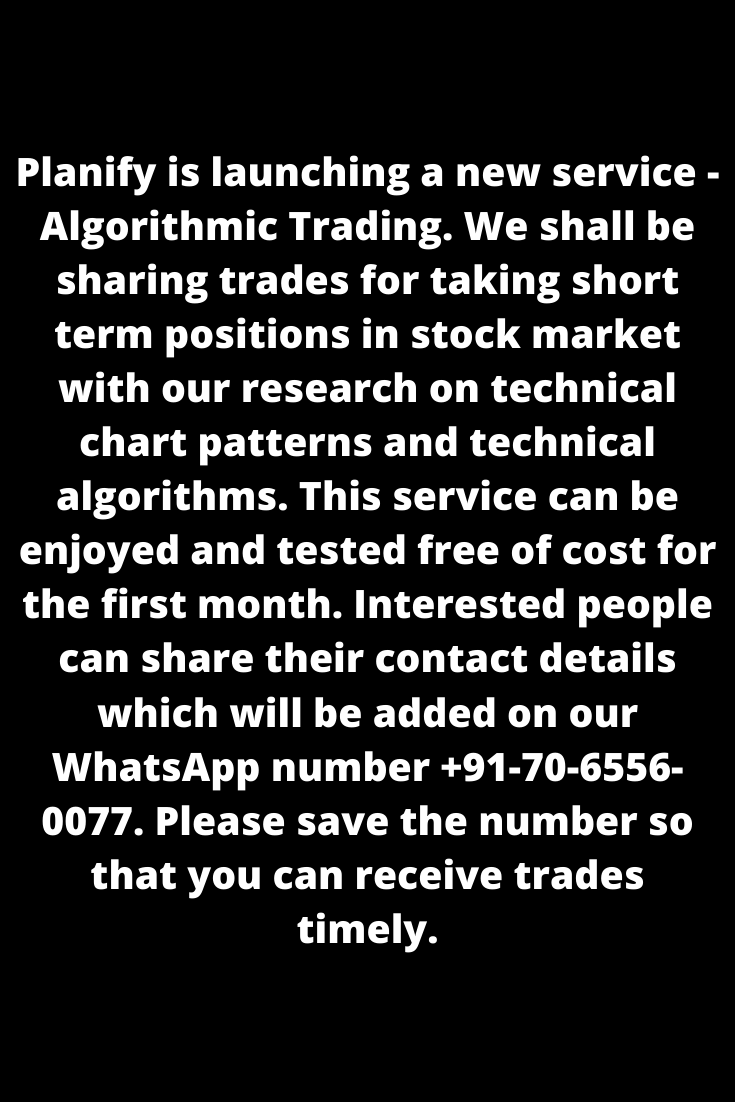 Algorithmic Trading in 2020 Stock market, Technical