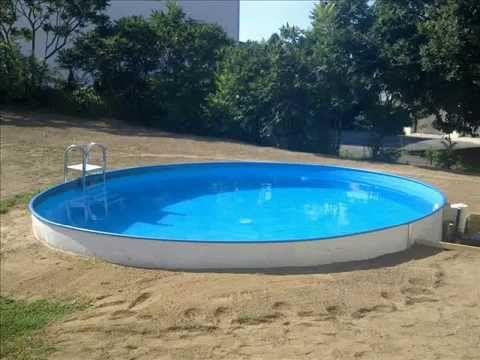 conzero poolsystem ohne beton installation an einem tag youtube schwimmbecken. Black Bedroom Furniture Sets. Home Design Ideas