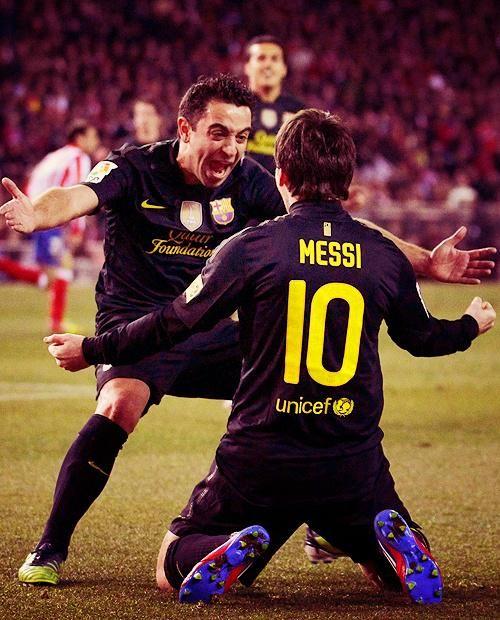"""XAVI: """"Quien se quiera comparar con Messi queda retratado; es y será el mejor del mundo guste o no"""" #6raciesXavi"""