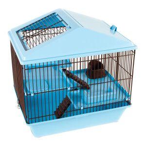 Critterware Animal House 16 3 Level Hamster Cage Petsmart Hamster Cage Petsmart Small Pets
