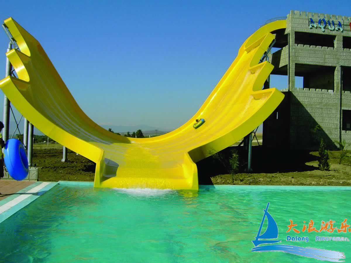 Cool Parks China Cool Children Wave Safe Outside Amusement Park Water Slides For Eshp