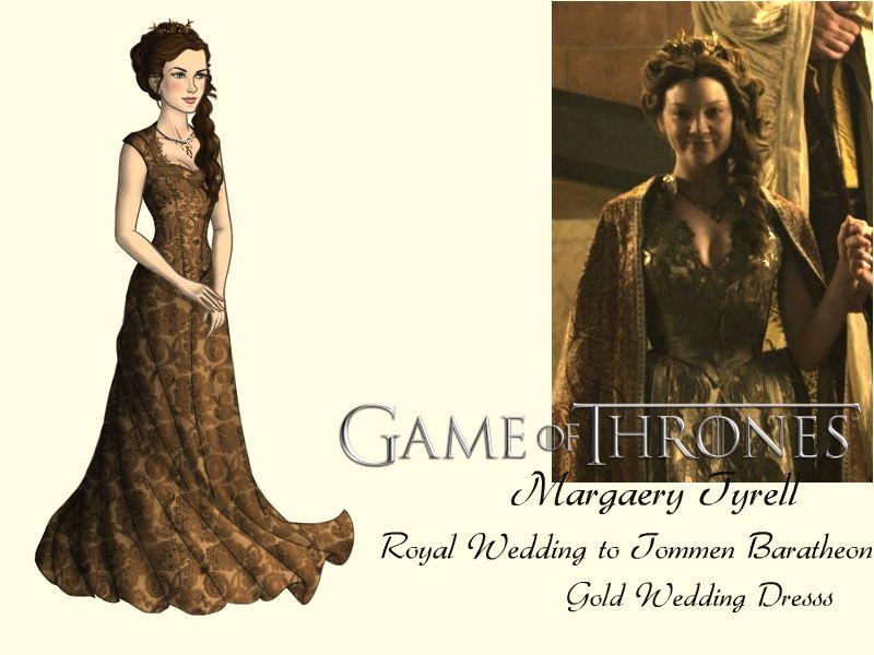 game of thrones wedding dress