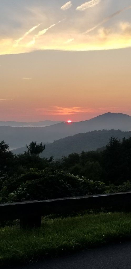 Great Smoky Mountains, Blue Ridge