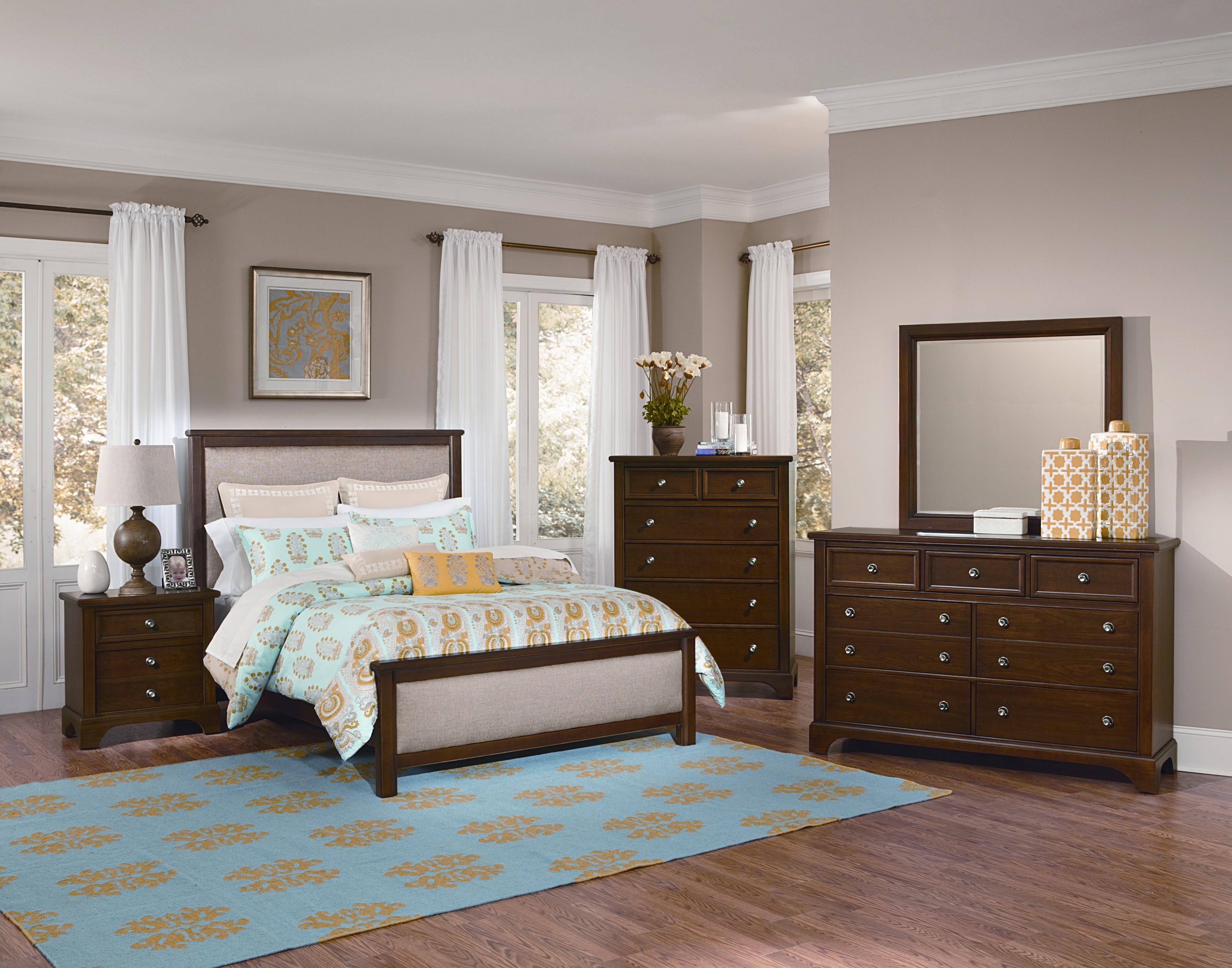 Taylor's Loft King Bedroom Group by Vaughan Bassett