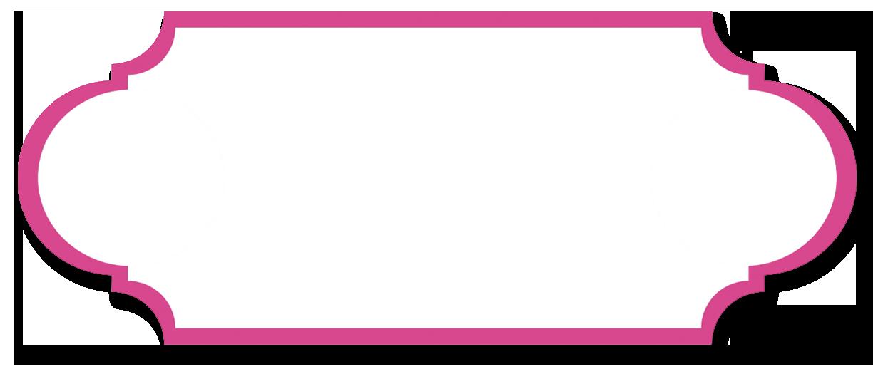 label-frame-set-2-pink (1245×525) | Etiquetas clínica | Pinterest