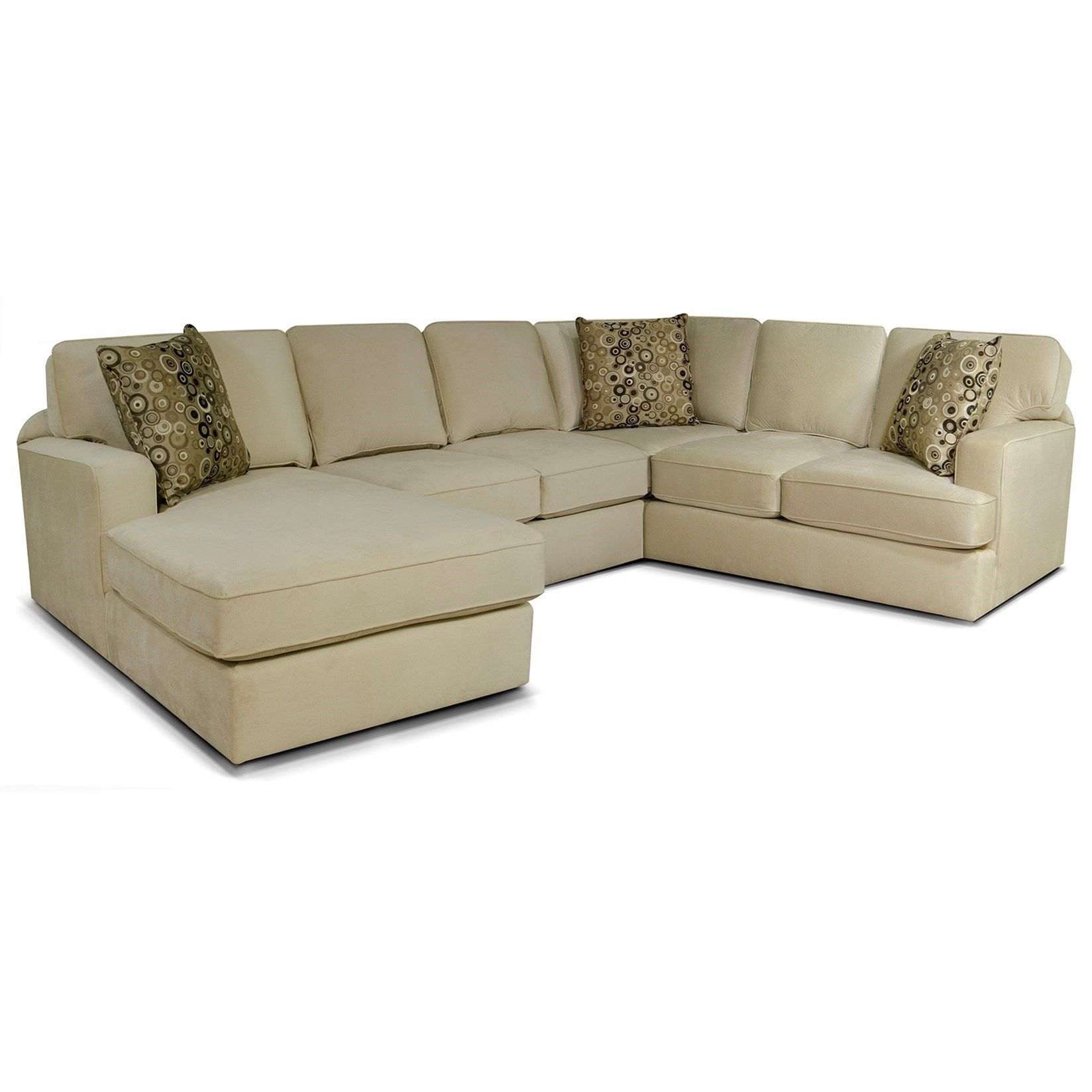 Roxy Casual 3 Piece Sectional By England In 2020 3 Piece