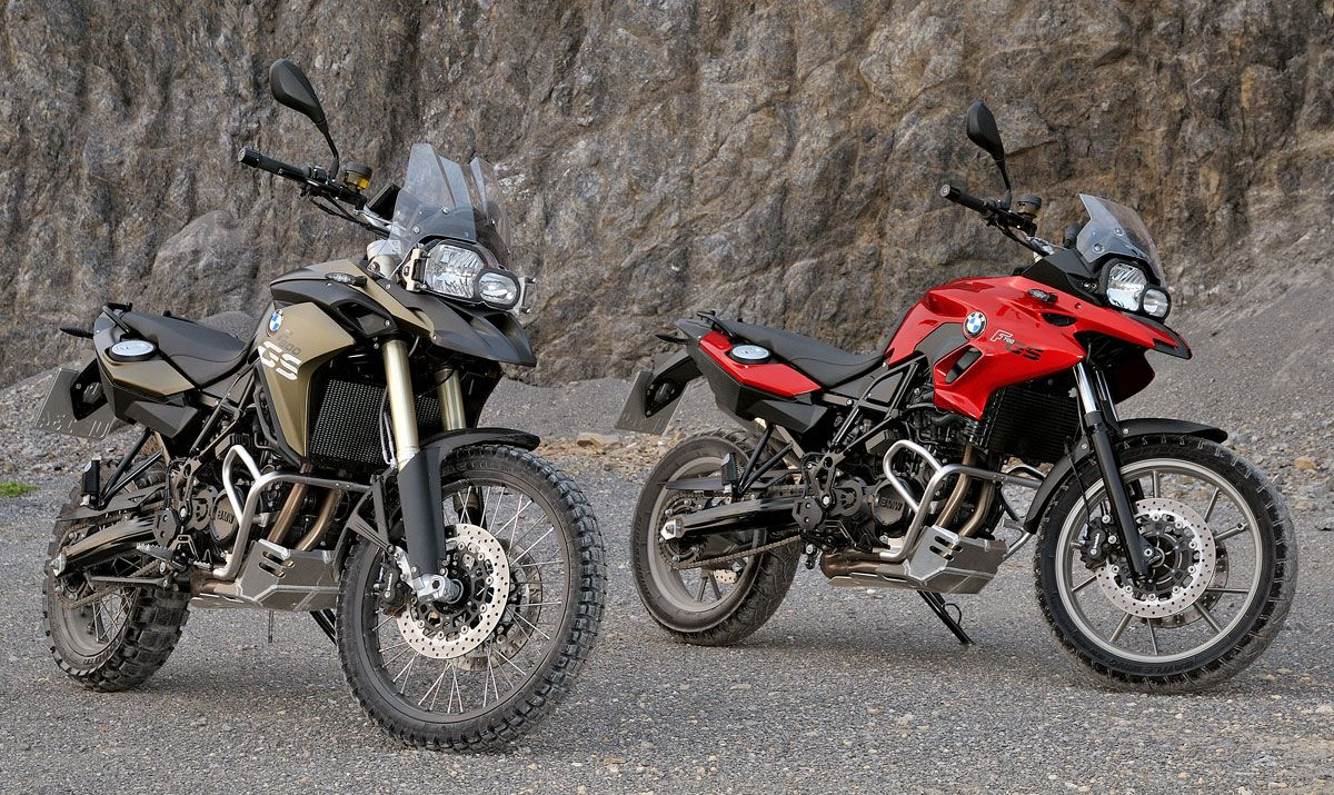 2013 bmw f 700 gs and bmw f 800 gs – first look | wheels