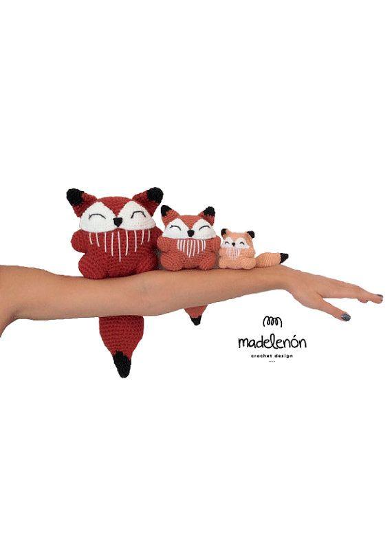 Madelenón - Patron de Crochet PDF \