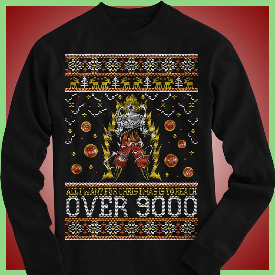 Pin By Blanca Nieves On Dragon Ball Z Sailor Moon Christmas Sweaters Clothes Sweaters