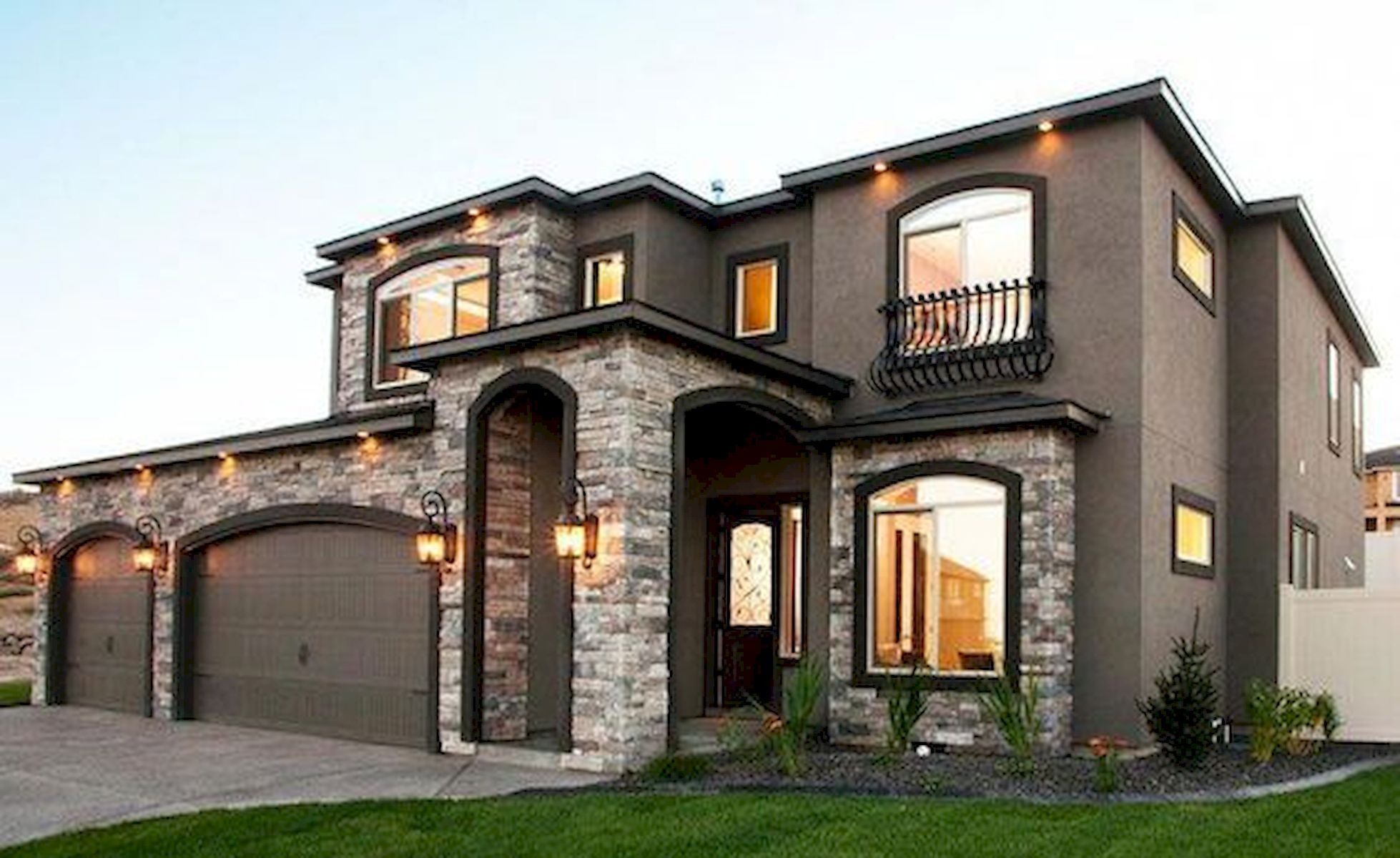 Inspiration Modern House Design Plant Ideas And Pictures House Designs Exterior House Exterior Beautiful Modern Homes