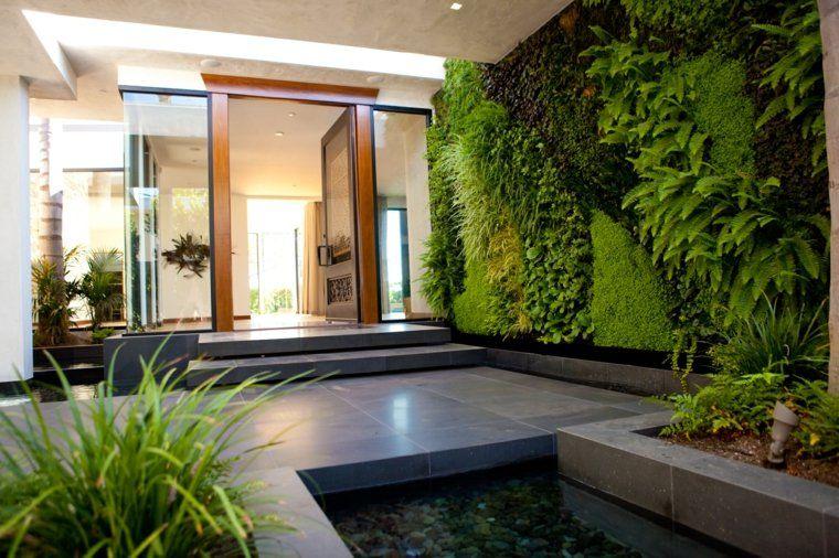 Aménagement de petites terrasses et jardins modernes | Petite ...