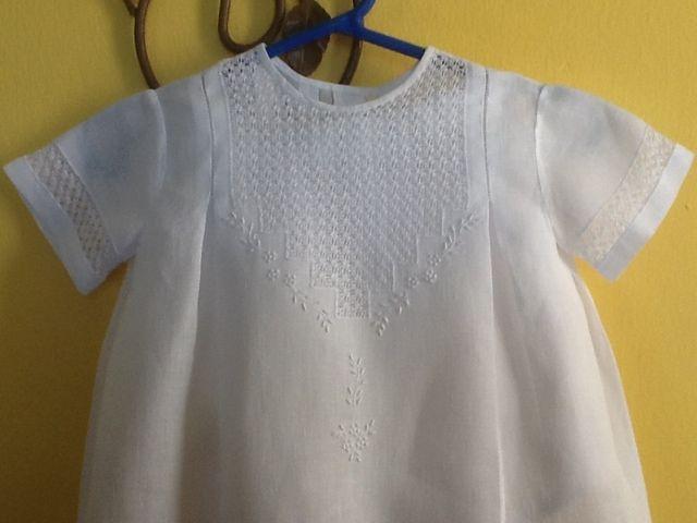 6b5c19cb Bordados y Calados para Bebés: Cotita con calado de Guariqueña ...