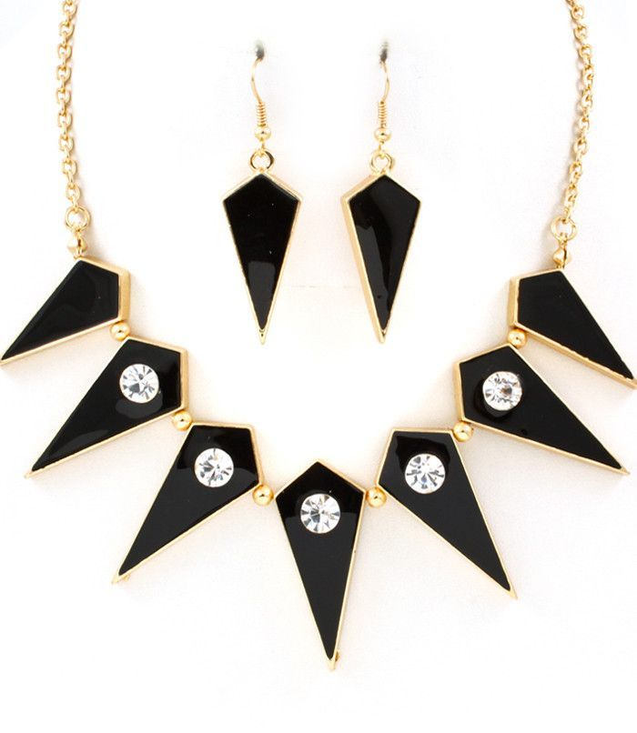 TrueLov Necklace and Earring Set