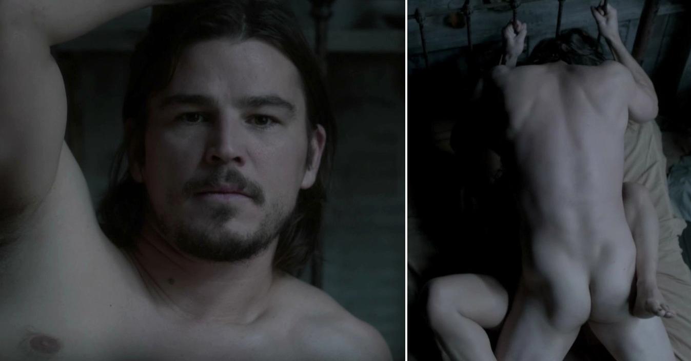 Actor josh hartnett naked