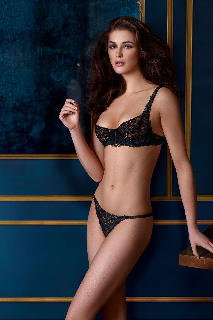 #elegancia y #sofisticación en cada una de sus prendas #lise charmel @pespunttes www.mimodaintima.es