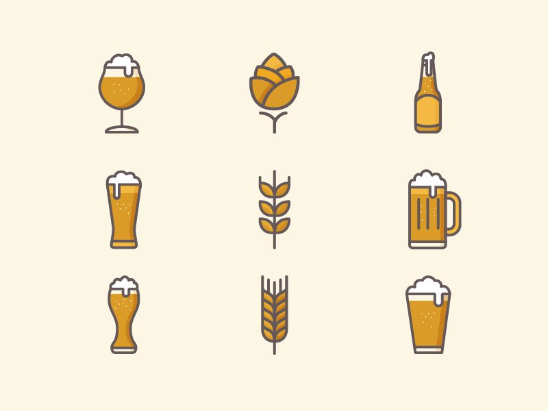 Beer Icons Beer Icon Icon Beer